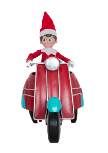 Elf_driving_Scooter