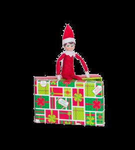 Elf_on_Present