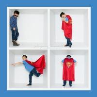 Superman-Collage